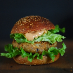 Homemade Buckwheat Spelt Hamburger Buns Recipe