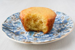 Homemade Corn Muffins