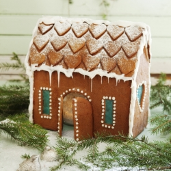 Homemade Gingerbread House Recipe