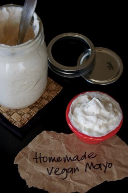 Homemade Vegan Mayo Recipe