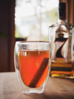 Honey Hot Toddy Cocktail Recipe