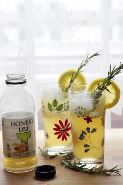 Honey Tea Rosemary Refresher