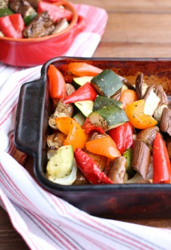 How to Make Roasted Vegetables Recipe