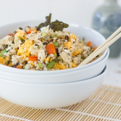 Japanese Rice and Quinoa Recipe