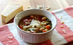 Kale and White Bean Soup with Sausage Recipe