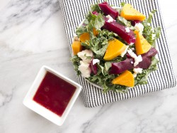 Kale Beet Winter Salad