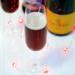 Kir Royale Champagne Cocktail Recipe