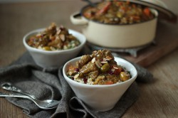 Lazy Lamb Tagine