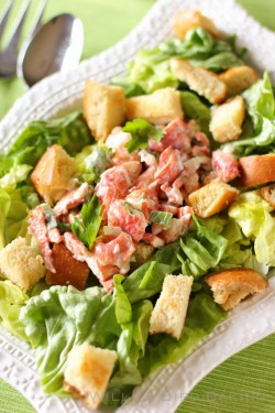 Lobster Roll Salad