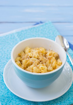 Make-Ahead Macaroni and Cheese