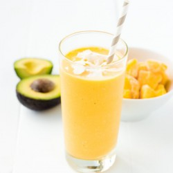 Mango Avocado Smoothie