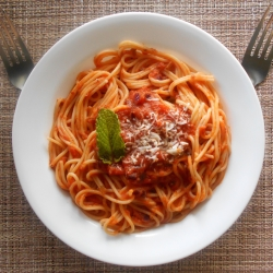 Marinara Sauce with Vermouth Recipe