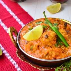 Methi Chicken Gravy Recipe