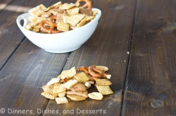 Mexican Snack Mix