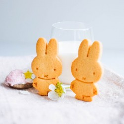Miffy Easter Bunny Cookies