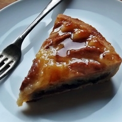 Mincemeat Pear Frangipane Tart Recipe