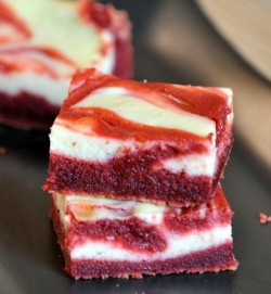 Nic Red Velvet Cheesecake Brownies