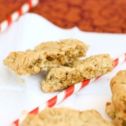 ]Oatmeal Toffee Cookies