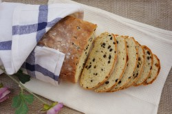 Olive and Oregano Bread