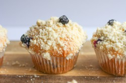 Ottolenghi's Blueberry Muffins