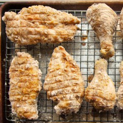 "Oven Baked ""Fried"" Chicken"
