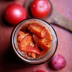Plum Pickle – Oil free