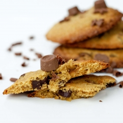 Rolo Chip Cookies