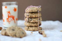 Six-Spice Oatmeal Raisin Cookies