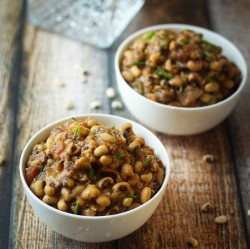 Slow Cooked Black Eyed Peas Recipe