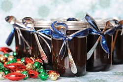 Spiced Holiday Chocolate Sauce