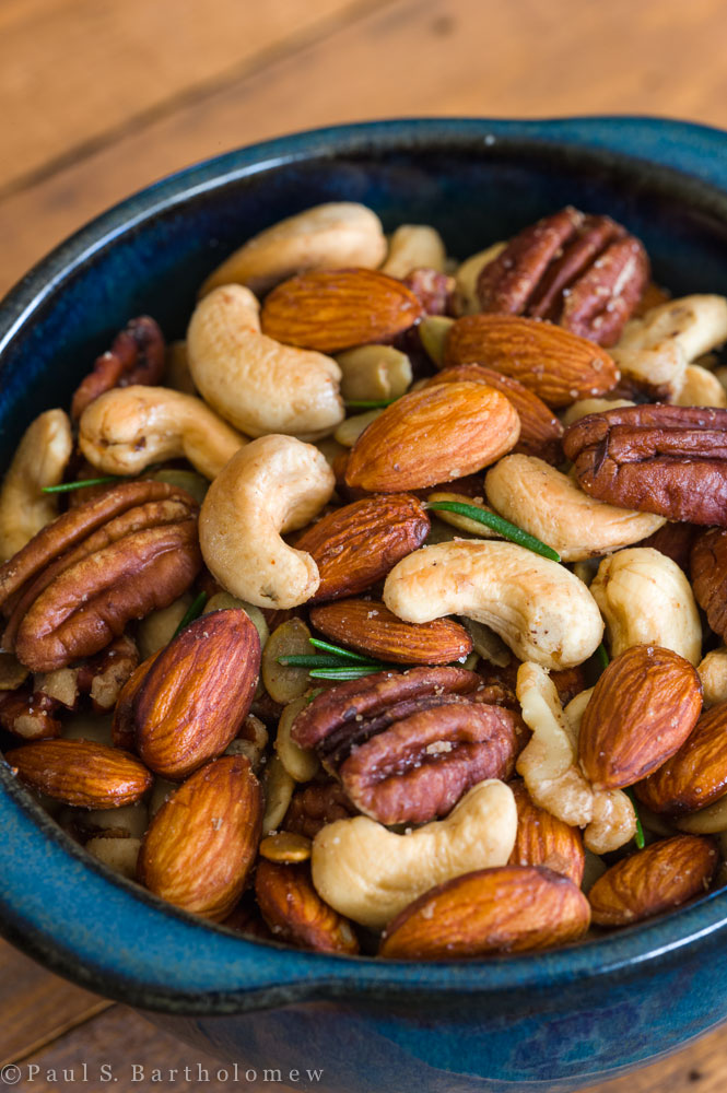 Spiced Nuts Recipe