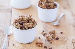 Spiced Pumpkin Granola