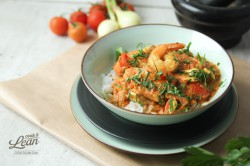 Spicy Shrimp and Fish Stew Recipe