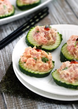 Spicy Tuna Bites Recipe