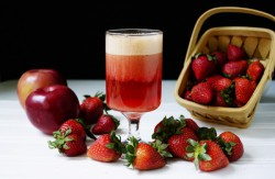 Strawberry Apple Juice Recipe