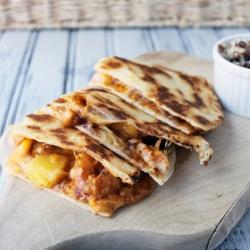 Summertime Quesadilla