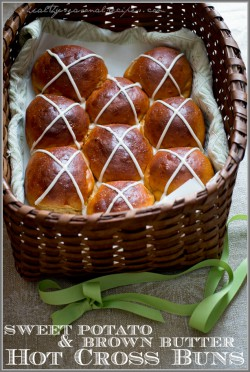 Sweet Potato and Brown Butter Buns