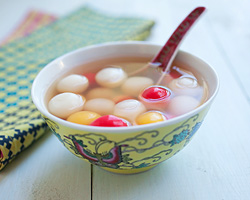 Sweet Rice Dumplings Recipe