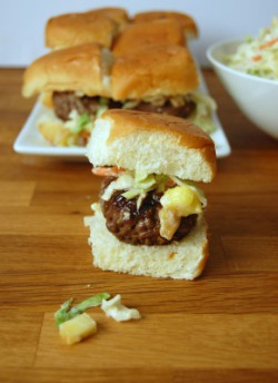 Teriyaki Beef Sliders