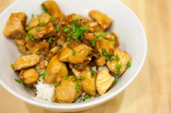 Teriyaki Chicken Slow Cooker Recipe
