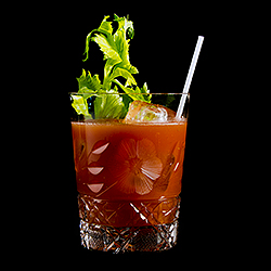 The Bloody Mary Cocktail