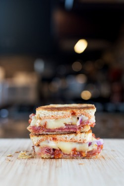 The Italian Grilled Cheese Sandwich