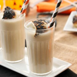 Toasted Marshmallow Mini Milkshake