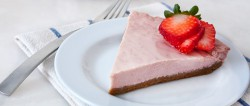 Tofu Strawberry Cheesecake Recipe