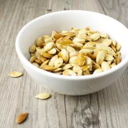 Truffle Roasted Pumpkin Seeds