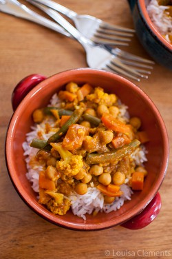 Vegetarian Curry Recipe