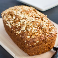 Whole Wheat Banana Nut Bread Recipe