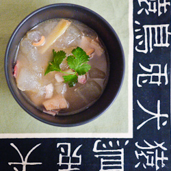 Winter Melon Soup