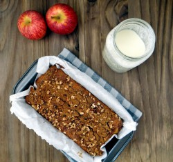 Apple and Yogurt Coffee Cake Recipe