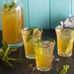 Apple Passionfruit and Chamomile Iced Tea Recipe